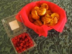 Honey and Raspberries