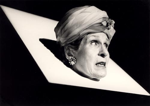 "Beatrice Manley in ""A Predicament"" - Baroque Theatre"