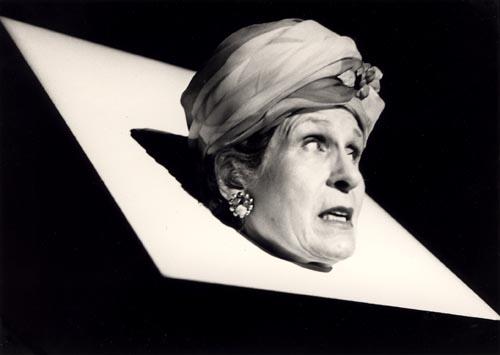 """Beatrice Manley in """"A Predicament"""" - Baroque Theatre"""
