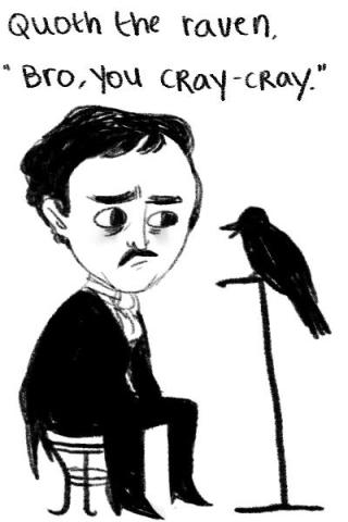 raven-edgar-allan-poe