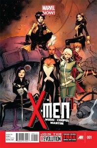 X-Men Vol. 4.1
