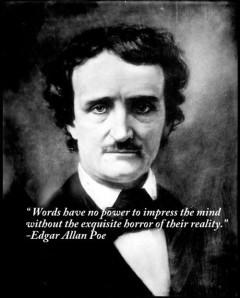edgar_allan_poeThe Power of Words