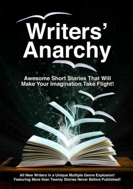My second short story was published in this anthology.