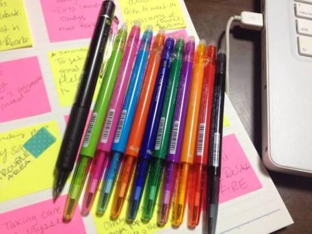Erasable Pens!
