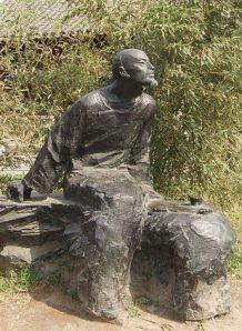 Statue of Cao Xueqin