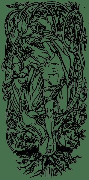 The_Sacrifice_of_Odin_by_Frølich_(vector).svg