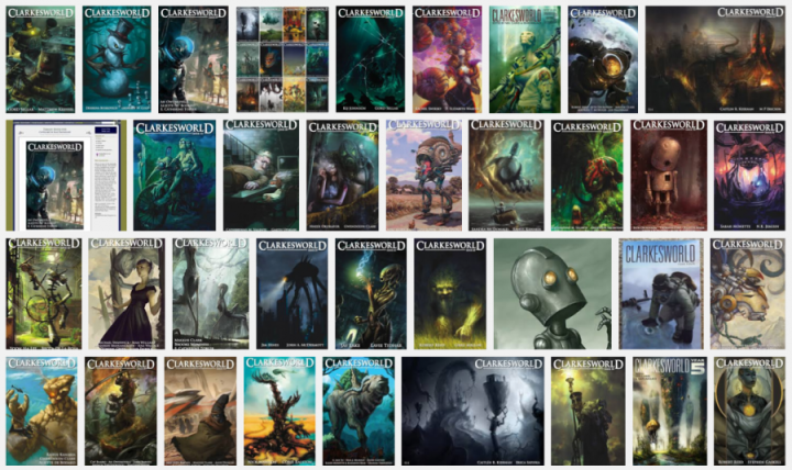 Clarkesworld, Issue #92: A Review