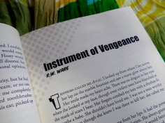Instrument of Vengeance by R.W. Ware