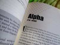 Alpha by R.W. Ware