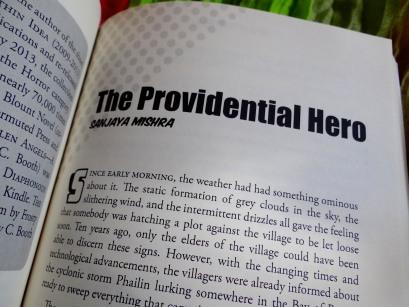 The Providential Hero by Sanjaya Mishra