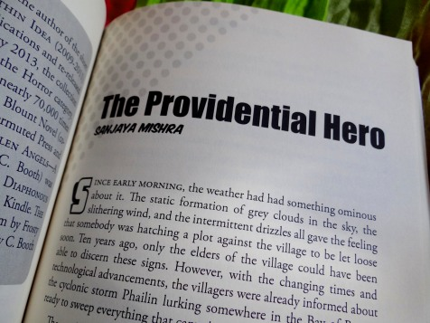 The Providential Hero by Sanjaya Mishra