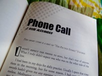 Phone Call by J. Rose Alexander