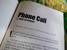 Phone Call by J. Rose Alexander