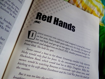 Red Hands by HMC