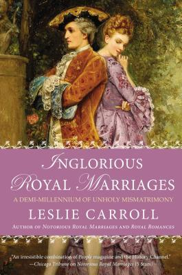 "It's no secret that the marriages of monarchs are often made in hell. Here are some of the most spectacular mismatches in five hundred years of royal history.... In a world where many kings, queens, and princes lacked nothing but true love, marital mismatches could bring out the baddest, boldest behavior in the bluest of bloodlines. Margaret Tudor, her niece Mary I, and Catherine of Braganza were desperately in love with chronically unfaithful husbands, but at least they weren't murdered by them, as were two of the Medici princesses were. King Charles II's beautiful, high-spirited sister ""Minette"" wed Louis XIV's younger brother, who wore more makeup and perfume than she did. Forced to wed her boring, jug-eared cousin Ferdinand, Marie of Roumania—a granddaughter of Queen Victoria—proved herself one of the heroines of World War I by using her prodigious personal charm to regain massive amounts of land during the peace talks at Versailles. Brimming with outrageous real-life stories of royal marriages gone wrong, this is an entertaining, unforgettable book of dubious matches doomed from the start."