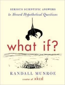 Randall Munroe left NASA in 2005 to start up his hugely popular site XKCD 'a web comic of romance, sarcasm, math and language' which offers a witty take on the world of science and geeks. It's had over a billion page hits to date. A year ago Munroe set up a new section - What If - where he tackles a series of impossible questions: If your cells suddenly lost the power to divide, how long would you survive? How dangerous is it, really, in a pool in a thunderstorm? If we hooked turbines to people exercising in gyms, how much power could we produce? What if everyone only had one soulmate? From what height would you need to drop a steak to ensure it was cooked by the time it reached the ground? What would happen if the moon went away? This book gathers together the best entries along with lots of new gems. From The Lord of the Rings, Star Trek and the songs of Tim Minchin, through chemistry, geography and physics, Munroe leaves no stone unturned in his quest for knowledge. And his answers are witty and memorable and studded with hilarious cartoons and infographics. Far more than a book for geeks, WHAT IF explains the laws of science in operation in a way that every intelligent reader will enjoy and feel the smarter for having read.