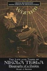 Nikola Tesla (1856-1943), credited as the inspiration for radio, robots, and even radar, has been called the patron saint of modern electricity. Based on original material and previously unavailable documents, this acclaimed book is the definitive biography of the man considered by many to be the founding father of modern electrical technology. Among Tesla's creations were the channeling of alternating current, fluorescent and neon lighting, wireless telegraphy, and the giant turbines that harnessed the power of Niagara Falls.
