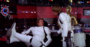 While some may feel Luke Skywalker belongs in the Hero category, he is often cast as a prime example for the Innocent: unswayed by power, and wishing only to do what is right, Luke is even able to get the unscrupulous Han Solo to aide him in his quest.