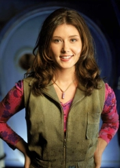 """Kaylee (or Kaywinnet Lee Frye) is known as the """"heart"""" of the ship Serenity on the series Firefly. She is optimistic, cheerful to the point of irritating to some of her other crew members, and is generally unaffected by the peril she and her friends face during the run of the show. She is the light and encouragement to the rest of the ship."""