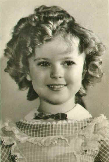 Though I've never watched a Shirley Temple film, her character is so synonymous with the Innocent that it is hard not to include her here. Shirley Temple was also typecast almost exclusively as the Ingenue, or a woman or girl stock character that is genuinely wholesome and sweet.