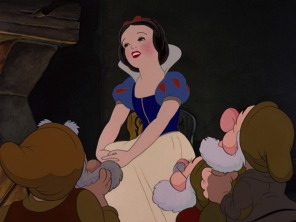 While many Disney princesses would fit this mold, Snow White is the best example for the Innocent gone wrong. she is so oblivious in her ideals that she is never wary of strangers, or the queen that is out to destroy her (twice!) While her affinity with animals and kindness to the dwarves earns her happiness, she is ultimately a victim of her own Persona, refusing to even *see* any bad in the world.