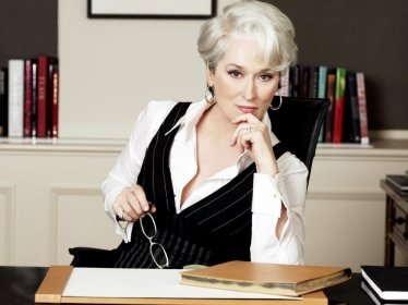 Miranda, from The Devil Wears Prada, is the Shadow Hero at her finest. Ruthless and success-oriented, she doesn't give a lick for morality or justice if they get in her way.