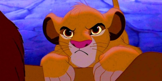 If you are a child of the 90s, you already know the story of Simba, and like many of these examples before him, arrogance and impatience leads to the greatest tragedy of his life: the death of his father.