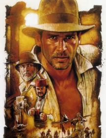 Speaking of thrill seekers, who better to illustrate the point than Indiana Jones, archeology professor by day, and action hero by night? Indiana's cool and standoffish demeanor often leave him isolated and estranged from those who would help him, and Indiana often discovers far more than he bargained for.