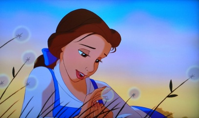 """""""I want so much more than this provincial life."""" Belle's need for her curiosity to be fed both leads her to the Beast, and gets her in trouble with him later. (Really, how hard is it to just not going poking about in rooms that are restricted? For an Explorer? REALLY hard.)"""