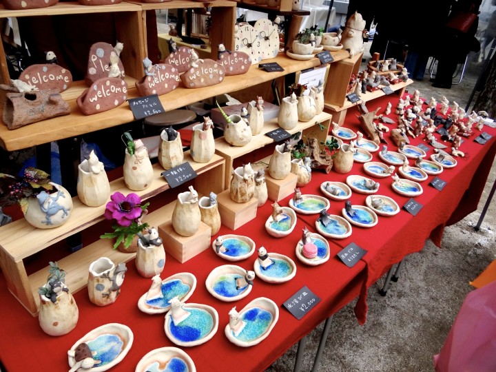 Chionji Flea Market