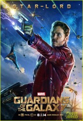 Given the popularity of this movie, I don't think I need to go into detail about Star-Lord's character, but he is a man who loves his adventure, even if he is over-confident at critical junctions.