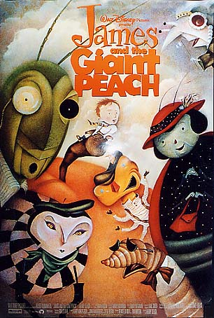 Though it is obvious that James of James and the Giant Peach is an Explorer, his tag of misfit friends also fit the bill. Worm, Spider, Centipede, Misses Ladybug, and Grasshopper all, in their own way, go off to find adventure, and their common goal of getting the peach to New York is what brings them together.
