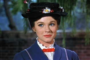"""Probably the most famous Caregiver of them all, Mary Poppins was the one that taught us all that a """"spoonful of sugar helps the medicine go down"""", and that even the most difficult of situations can be resolved if you go about it with an open heart."""