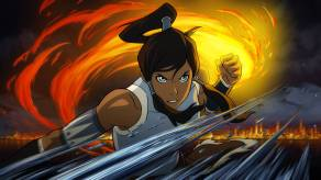 """Korra has the hardest time following instructions, especially when those instructions require her to work with others or sit still. She is headstrong, often uses force before peaceful negotiation, leading to escalations of conflict where her adversaries often question how she can really consider herself more """"right"""" than them -- leading Korra to an identity crisis as the Avatar, and whether she actually is the peace-keeper she claims she is."""