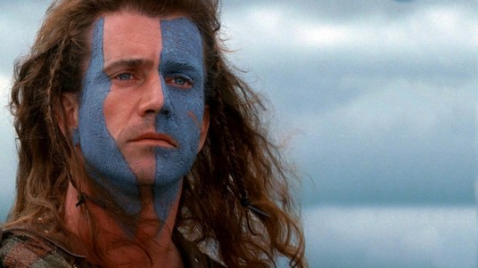 After his secret bride is executed for striking an English soldier who assaulted her, William Wallace leads an uprising to free his country from English rule. A classic Outlaw archetype driven by the need to avenge another.