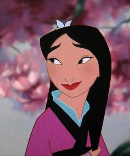 """Who is this girl I see, staring straight back at me?"" I apologize for the earworm, but it shows Mulan's internal, personal development and the core conflict of her story. Mulan's epic adventure is, at heart, all about her finding herself and coming into her own."