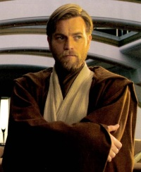 A generous, kind Jedi, Obi Wan Kenobi is unassuming, taking on the task of raising and training young Anakin Skywalker after his master is killed. He is indulgent, allowing Anakin's darker feelings to develop and mature to disastrous consequences, and often turns a blind eye to all of the warning signs the council of Jedi insist are there. In the end, though, he takes responsibility, and confronts Anakin after his transformation into Darth Vader.