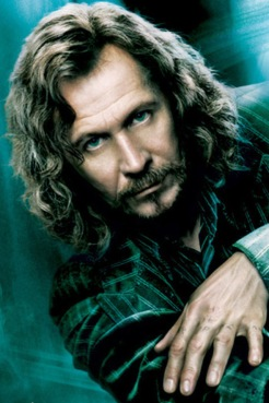 """Sirius Black and his friends were misfits even before they were criminals, but their tactics for dealing with people like the """"slimy"""" Severus Snape caused more problems than they solved. This explicit darkside to his character always means Harry Potter can never, in full confidence, follow his uncle's example, as Hermoine is quick to remind him when he tries."""