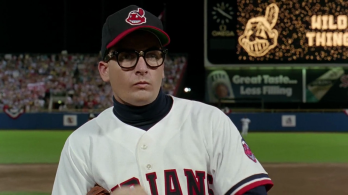 "Wild Thing, of ""Major League"" is a drug-addled, punk of a pitcher for the Indians. Basically everything about this character is out on the fringe, but it ultimately works in his favor as the team adjusts to accommodate his wild behavior."