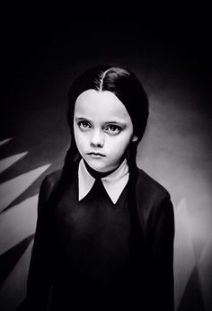 Creator Archetype - Wednesday Addams