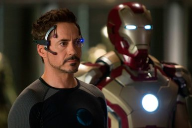 Creator Archetype - Tony Stark, Iron Man