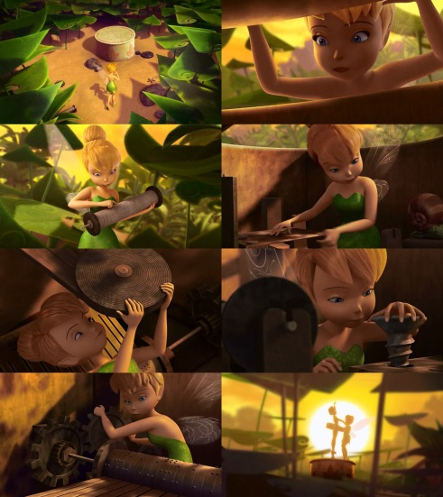 Creator Archetype - Tinker Bell