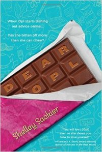 Dear Opl by Shelley Sackier, MG, YA,, Humor
