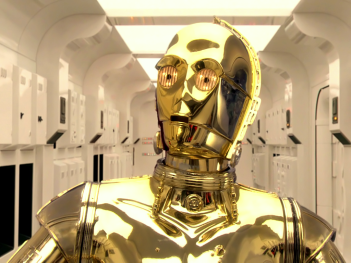 C3P0 from Star Wars - Jester Archetype