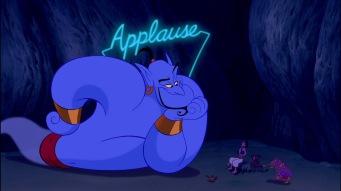 Genie from Aladdin - Jester Archetype