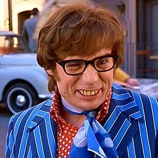 Austin Powers - Jester Archetype