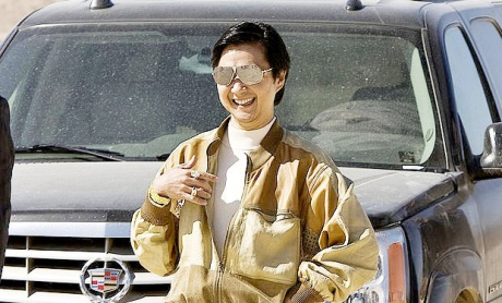 Leslie Chow from Hangover - Jester Archetypes