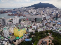 The view from Busan Tower was amazing! One of the best towers I've ever been in.