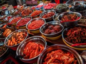 Bupyeong Kkangtong Night Market - Busan, South Korea