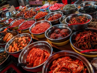 Bupyeong Kkangtong Night Market - Busan, South Korea